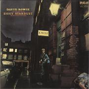 Click here for more info about 'David Bowie - The Rise And Fall Of Ziggy - 2nd - EX'