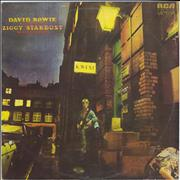 Click here for more info about 'David Bowie - The Rise And Fall Of Ziggy Stardust - 1st - EX'