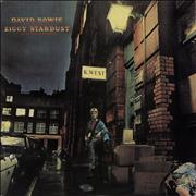 Click here for more info about 'David Bowie - The Rise And Fall Of Ziggy Stardust - Clear Vinyl'