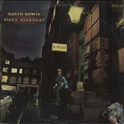 Click here for more info about 'David Bowie - The Rise And Fall Of Ziggy Stardust  - Black RCA Label'