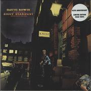 Click here for more info about 'David Bowie - The Rise And Fall Of Ziggy Stardust... - Gold Vinyl - Sealed'