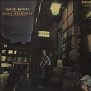 Click here for more info about 'David Bowie - The Rise And Fall Of Ziggy Stardust - 1st - VG'