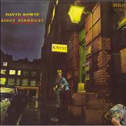 David Bowie The Rise And Fall Of Ziggy Stardust - 1E/1E -1st - VG UK vinyl LP