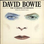 Click here for more info about 'David Bowie - The Starzone Interviews'