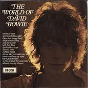 Click here for more info about 'David Bowie - The World Of - Hairy Sleeve'