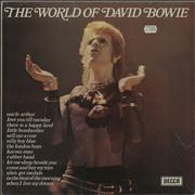 Click here for more info about 'David Bowie - The World Of - Ziggy Sleeve - glossy p/s - MINT'