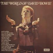 Click here for more info about 'David Bowie - The World Of David Bowie - Glossy Sleeve'