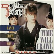 Click here for more info about 'David Bowie - Time Will Crawl - Dance Crew Mix'