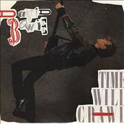 Click here for more info about 'David Bowie - Time Will Crawl - Extended Dance Mix'