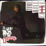 Click here for more info about 'David Bowie - Time Will Crawl - Factory Sample stickered'