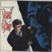 Click here for more info about 'David Bowie - Tonight'