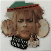 Click here for more info about 'David Bowie - Underground'
