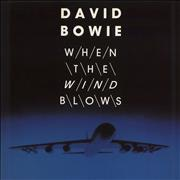 Click here for more info about 'David Bowie - When The Wind Blows'