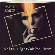 Click here for more info about 'David Bowie - White Light/White Heat - VG+'