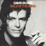 "David Bowie Wild Is The Wind UK 7"" vinyl"