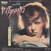Click here for more info about 'David Bowie - Young Americans'