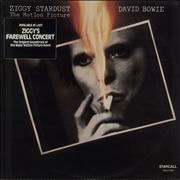 Click here for more info about 'David Bowie - Ziggy Stardust - The Motion Picture'