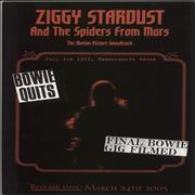 Click here for more info about 'David Bowie - Ziggy Stardust And The Spiders From Mars'