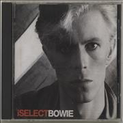 Click here for more info about 'David Bowie - iSelect'