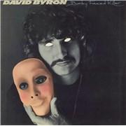David Byron Baby Faced Killer UK vinyl LP
