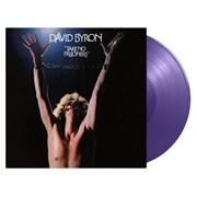 David Byron Take No Prisoners - Purple Vinyl UK vinyl LP