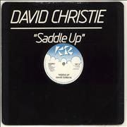 Click here for more info about 'David Christie - Saddle Up'