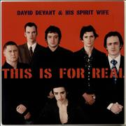 Click here for more info about 'David Devant & His Spirit Wife - This Is For Real'