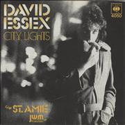 Click here for more info about 'David Essex - City Lights - Wide centre'