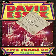 Click here for more info about 'David Essex - Five Years On Tour '77 + Ticket Stub'
