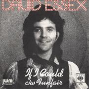 Click here for more info about 'David Essex - If I Could'