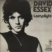 Click here for more info about 'David Essex - Lamlight - Wide + Textured Sleeve'