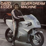 Click here for more info about 'David Essex - Silver Dream Machine + Sleeve'