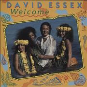 Click here for more info about 'David Essex - Welcome'