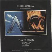 Click here for more info about 'David Essex - World + Sleeve'