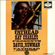 Click here for more info about 'David 'Fathead' Newman - Fathead - Ray Charles Presents David Newman'