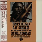 Click here for more info about 'David 'Fathead' Newman - Fathead: Ray Charles Presents David Newman'