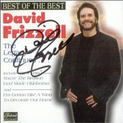 Click here for more info about 'David Frizzell - Best Of The Best - Autographed'