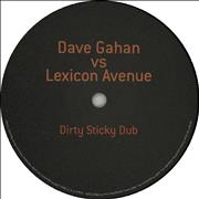 Click here for more info about 'David Gahan - Dirty Sticky Dub'
