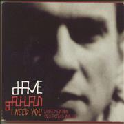 Click here for more info about 'David Gahan - I Need You + Slipcase'