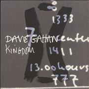 Click here for more info about 'David Gahan - Kingdom'