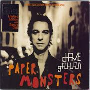 Click here for more info about 'David Gahan - Paper Monsters'
