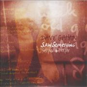 Click here for more info about 'David Gahan - Saw Something / Deeper & Deeper'