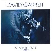 David Garrett Caprice UK CD-R acetate Promo