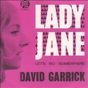Click here for more info about 'David Garrick - Lady Jane'