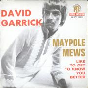 Click here for more info about 'David Garrick - Maypole Mews'