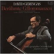 Click here for more info about 'David Geringas - Berühmte Celloromanzen - Romances For Cello & Orchestra'