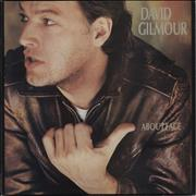 Click here for more info about 'David Gilmour - About Face - Promo stamped'