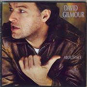 Click here for more info about 'David Gilmour - About Face - Test Pressing + Proof Sleeve'