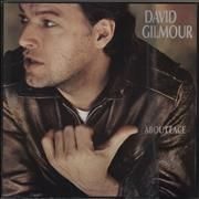 Click here for more info about 'David Gilmour - About Face - shrink'