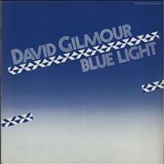 Click here for more info about 'David Gilmour - Blue Light'